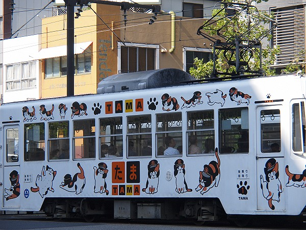 たまちゃん電車