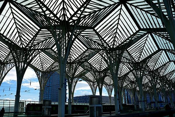 オリエンテ駅(リスボン)